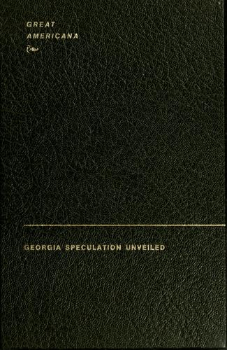 Georgia speculation unveiled.