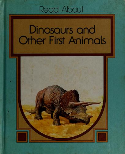 Download Dinosaurs and other first animals