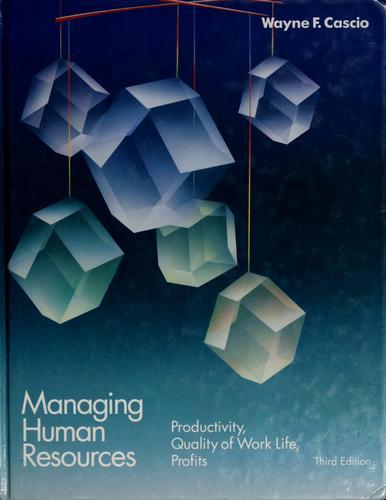 Download Managing human resources
