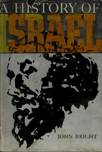 Download A history of Israel.