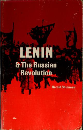 Lenin and the Russian Revolution.