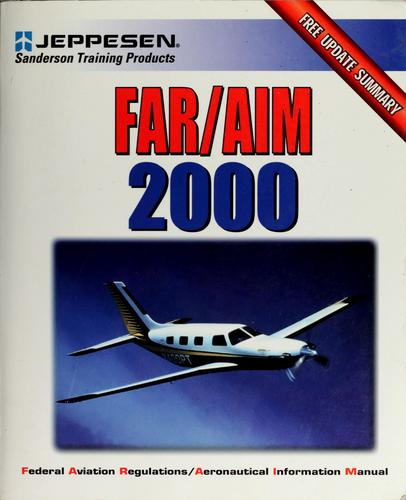 FAR/AIM 2000 by Jeppesen Sanderson, inc