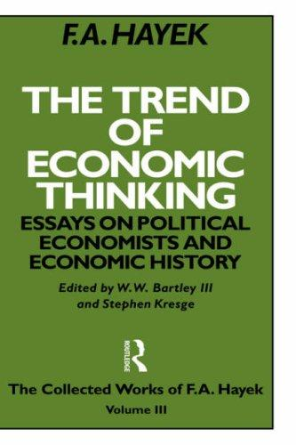 Download The Trend of Economic Thinking