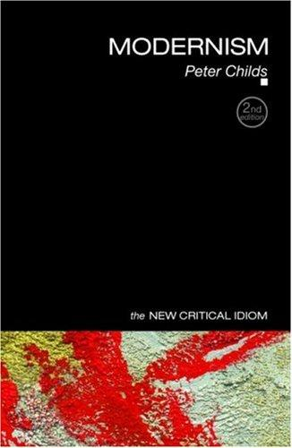 Download Modernism (The New Critical Idiom )