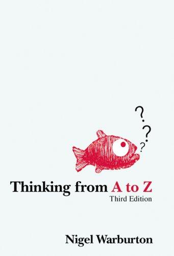 Download Thinking From A to Z