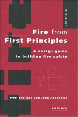Download Fire from first principles