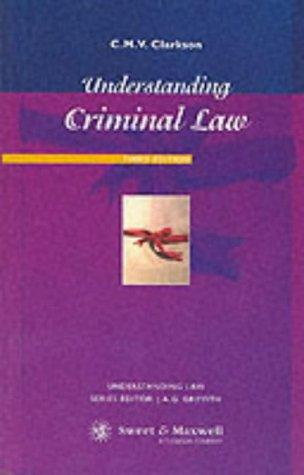 Understanding Criminal Law (Understanding Law)