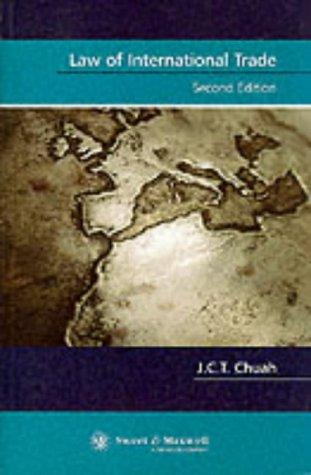 Download Law of International Trade