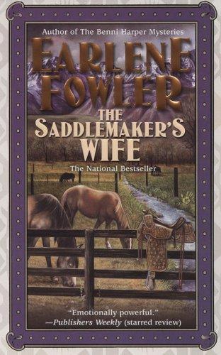 The Saddlemaker's Wife (Berkley Prime Crime Mysteries)