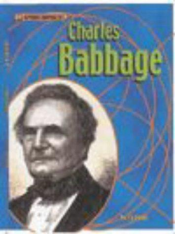 Charles Babbage (Groundbreakers) by Neil Champion