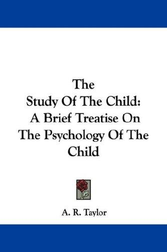 The Study Of The Child