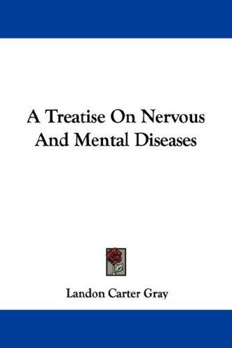 Download A Treatise On Nervous And Mental Diseases