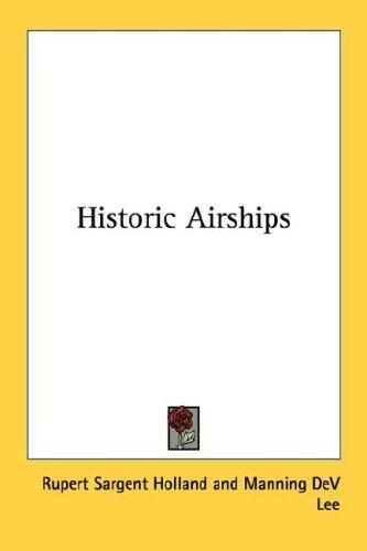 Historic Airships