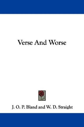 Download Verse And Worse