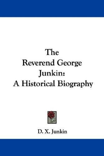 Download The Reverend George Junkin