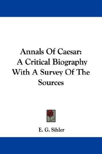 Annals Of Caesar