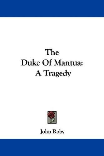 Download The Duke Of Mantua