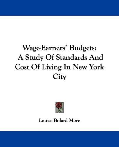 Download Wage-Earners' Budgets