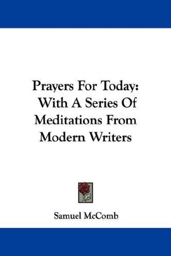 Download Prayers For Today