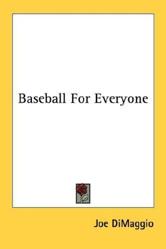 Download Baseball For Everyone