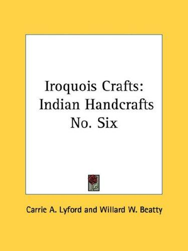Download Iroquois Crafts