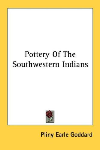 Pottery Of The Southwestern Indians