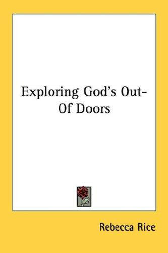 Exploring God's Out-Of Doors