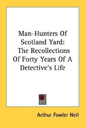 Man-Hunters Of Scotland Yard