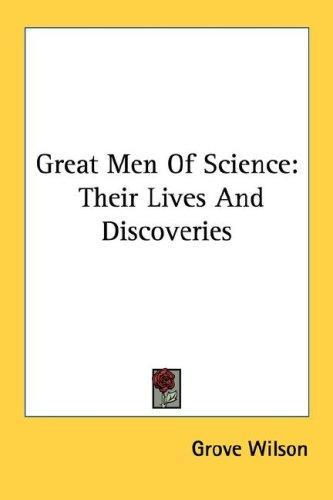 Great Men Of Science