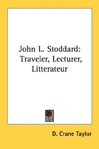 Download John L. Stoddard