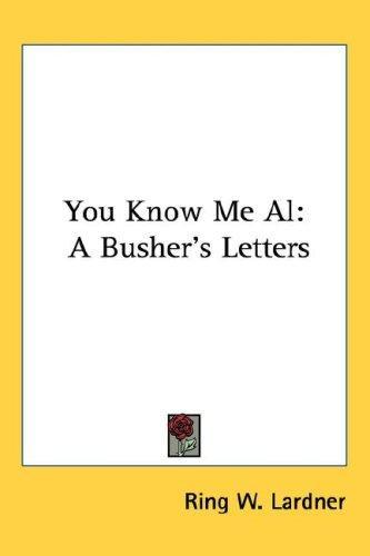 Download You Know Me Al