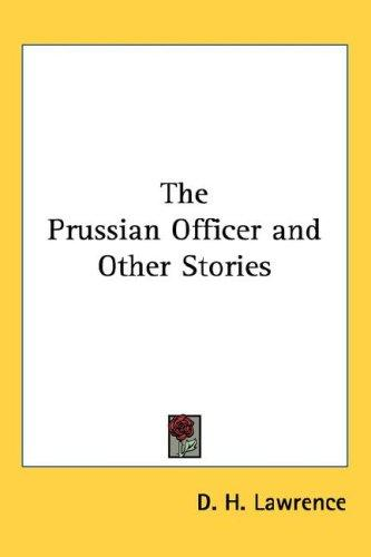 Download The Prussian Officer and Other Stories