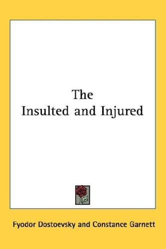 Download The Insulted and Injured