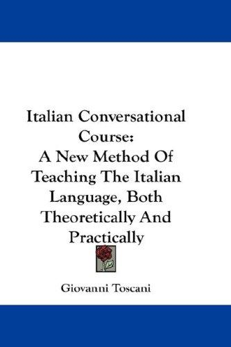 Download Italian Conversational Course