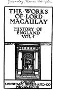 The Works of Lord Macaulay Complete