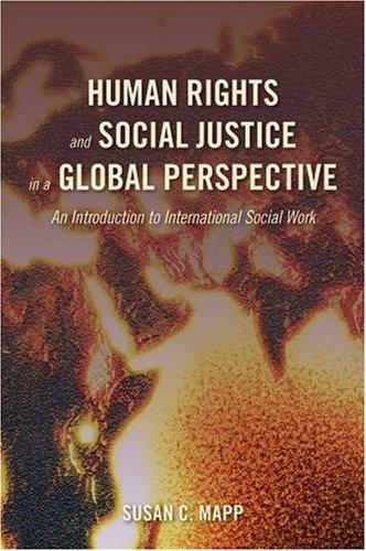 Download Human Rights and Social Justice in a Global Perspective