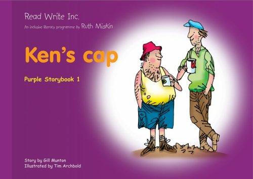 Download Read Write Inc.: Set 2 Purple: Colour Storybooks