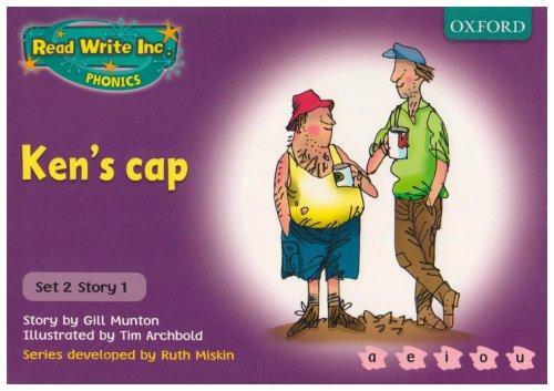 Read Write Inc. Phonics: Purple Set 2 Storybooks