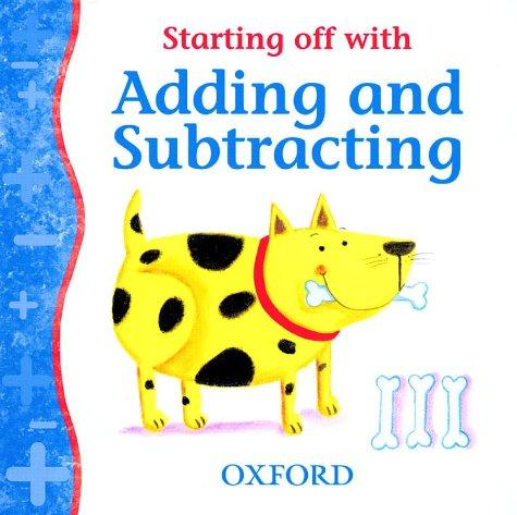 Download Starting Off with Adding and Subtracting (Starting Off)