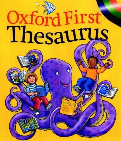 Download Oxford First Thesaurus