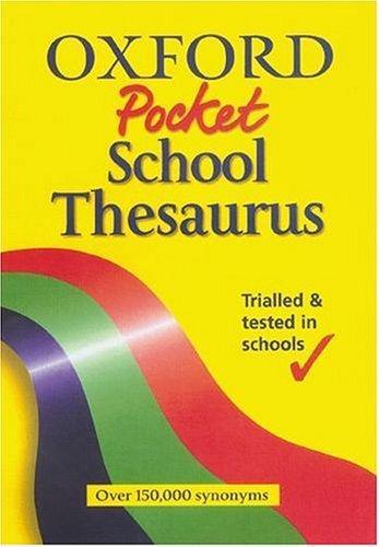 Download Oxford Pocket School Thesaurus