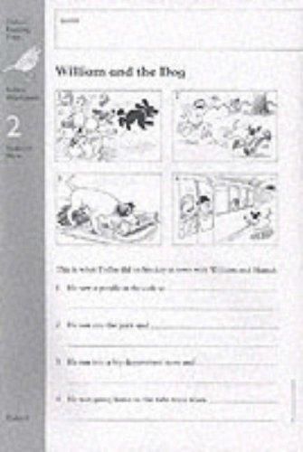 Download Oxford Reading Tree: Stages 6-10: Robins Workbooks