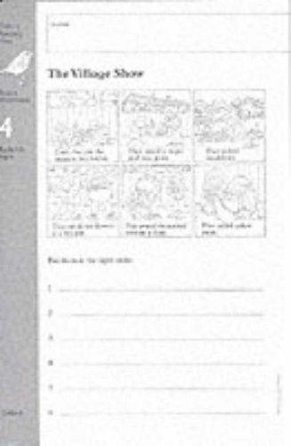 Oxford Reading Tree: Stages 6-10: Robins Workbooks