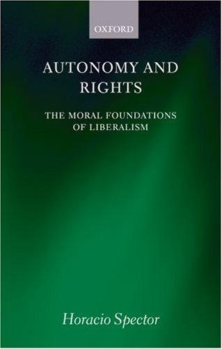 Autonomy and Rights