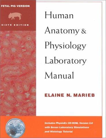 Download Human Anatomy & Physiology Laboratory Manual