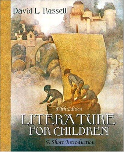 Literature for Children (with Book Links Journal) (5th Edition)