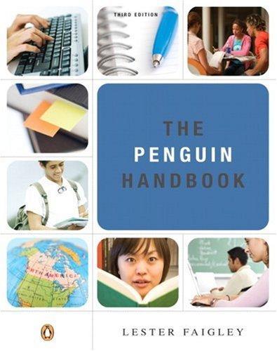 Download Penguin Handbook (clothbound), The (3rd Edition)