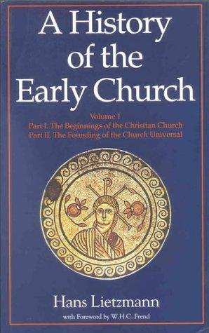 A history of the early church