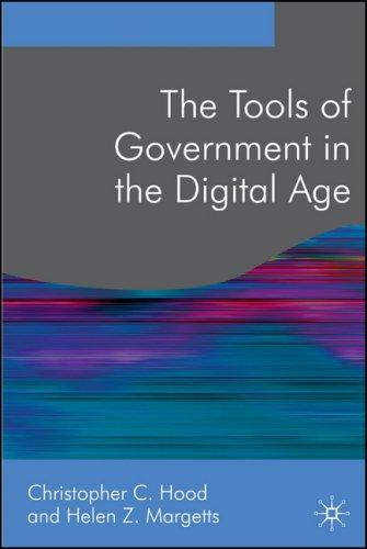 Download The Tools of Government in the Digital Age