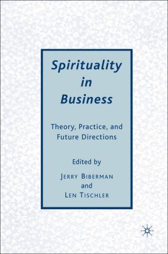 Spirituality in Business (Open Library)